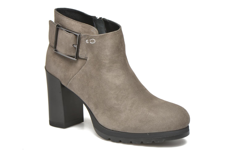 Bottines et boots Stonefly Over 3 Gris vue détail/paire