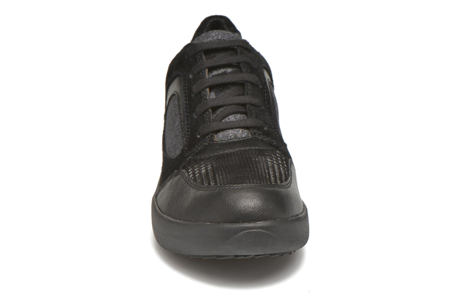 Baskets Stonefly Romy 11 Noir vue portées chaussures