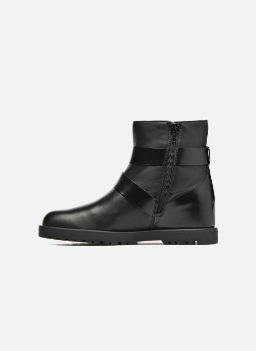 Bottines et boots Stonefly Ester 2 Noir vue face