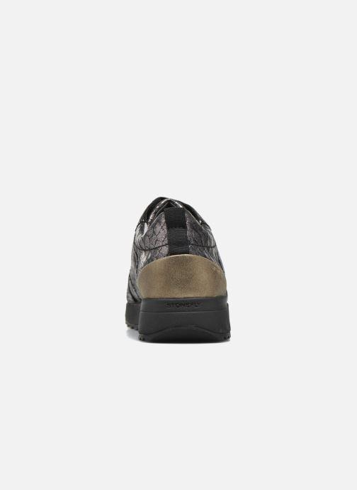 Sneakers Stonefly Stone Lady 2 Zwart rechts