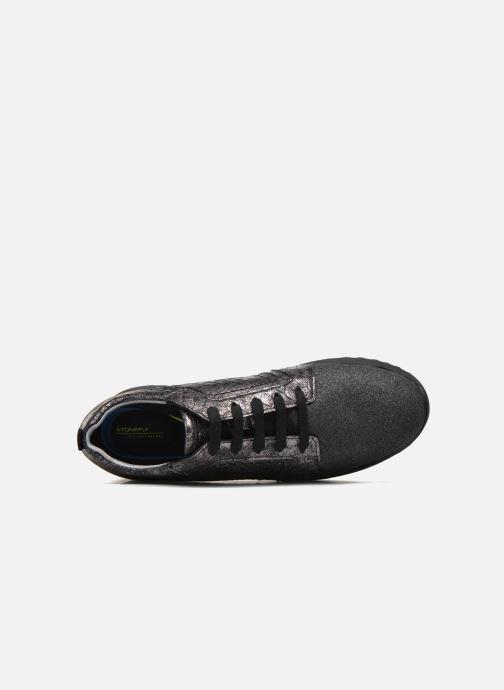 Sneakers Stonefly Stone Lady 2 Zwart links