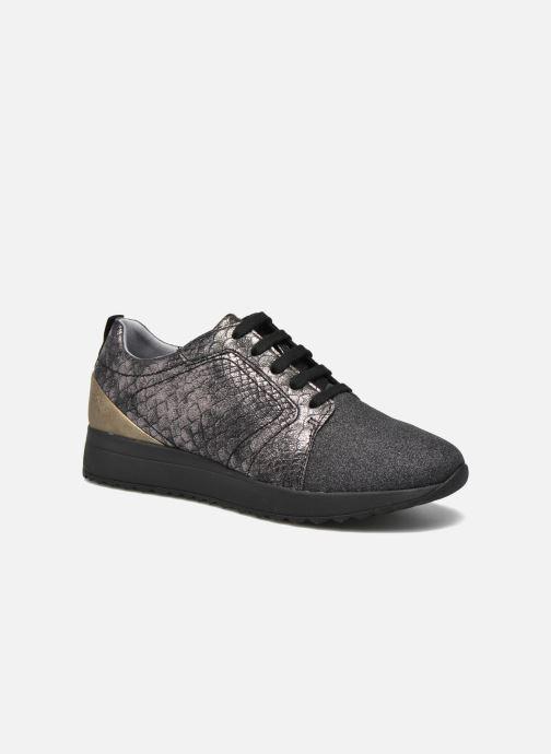 Sneakers Stonefly Stone Lady 2 Zwart detail