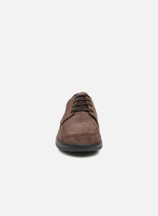 Chaussures à lacets Stonefly Season III 2 BIS Marron vue portées chaussures