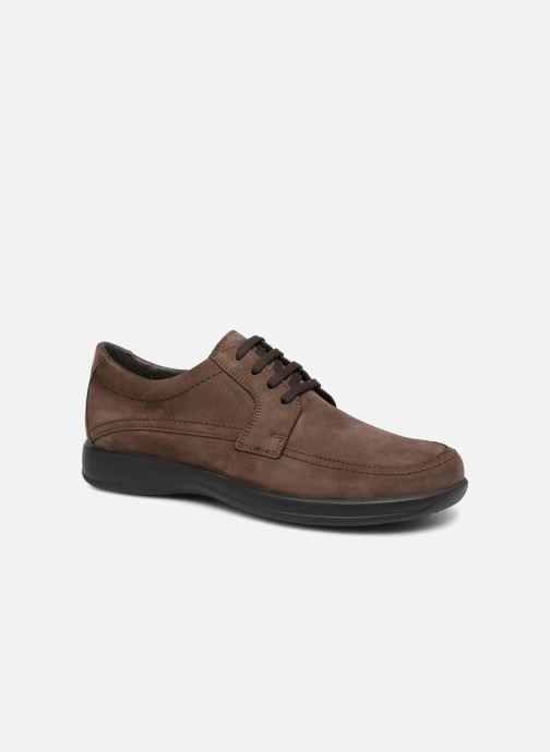 Chaussures à lacets Stonefly Season III 2 BIS Marron vue détail/paire