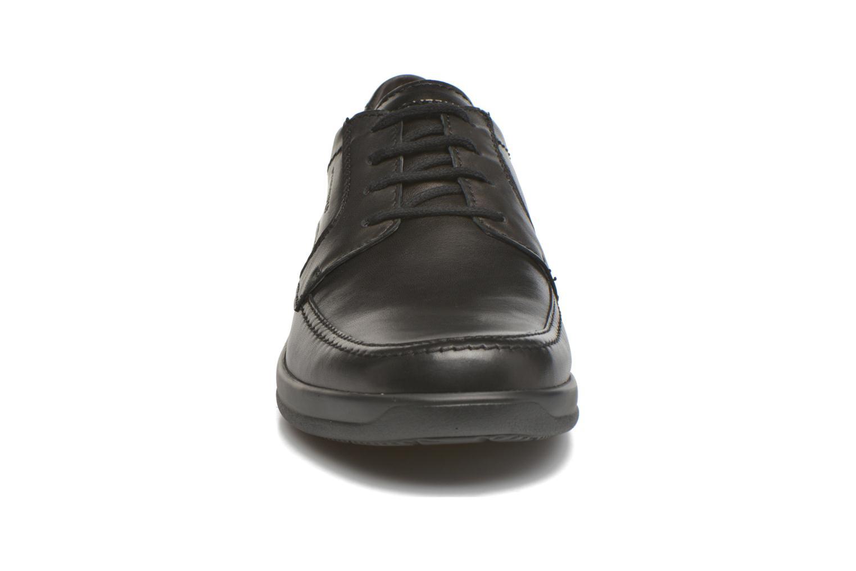 Zapatos con cordones Stonefly Season III 2 BIS Negro vista del modelo