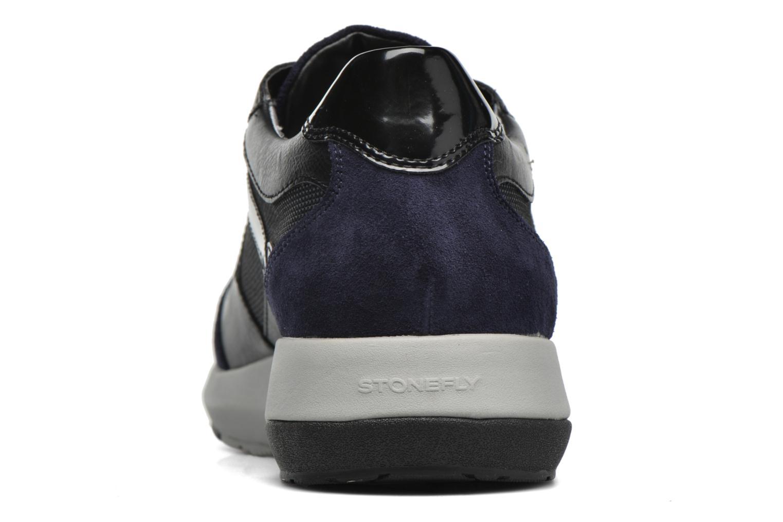 Baskets Stonefly Force man 1 Bleu vue droite