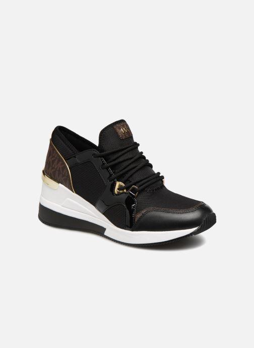 Sneaker Michael Michael Kors Scout Trainer schwarz detaillierte ansicht/modell