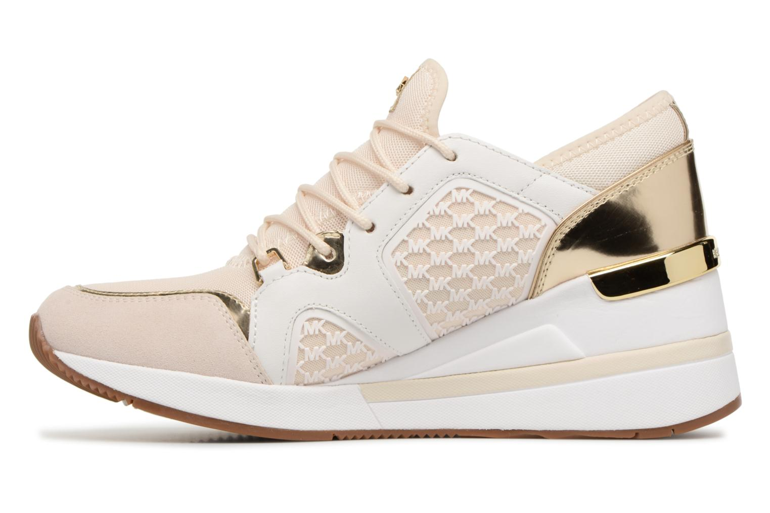Trainers Michael Michael Kors Scout Trainer Beige front view