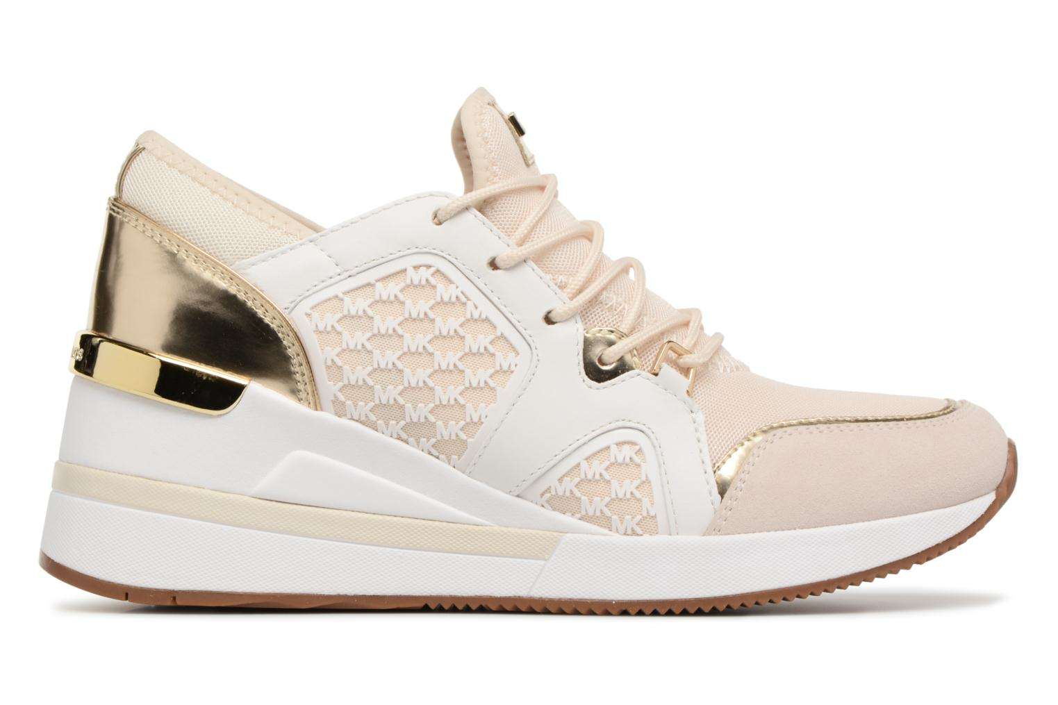 Trainers Michael Michael Kors Scout Trainer Beige back view