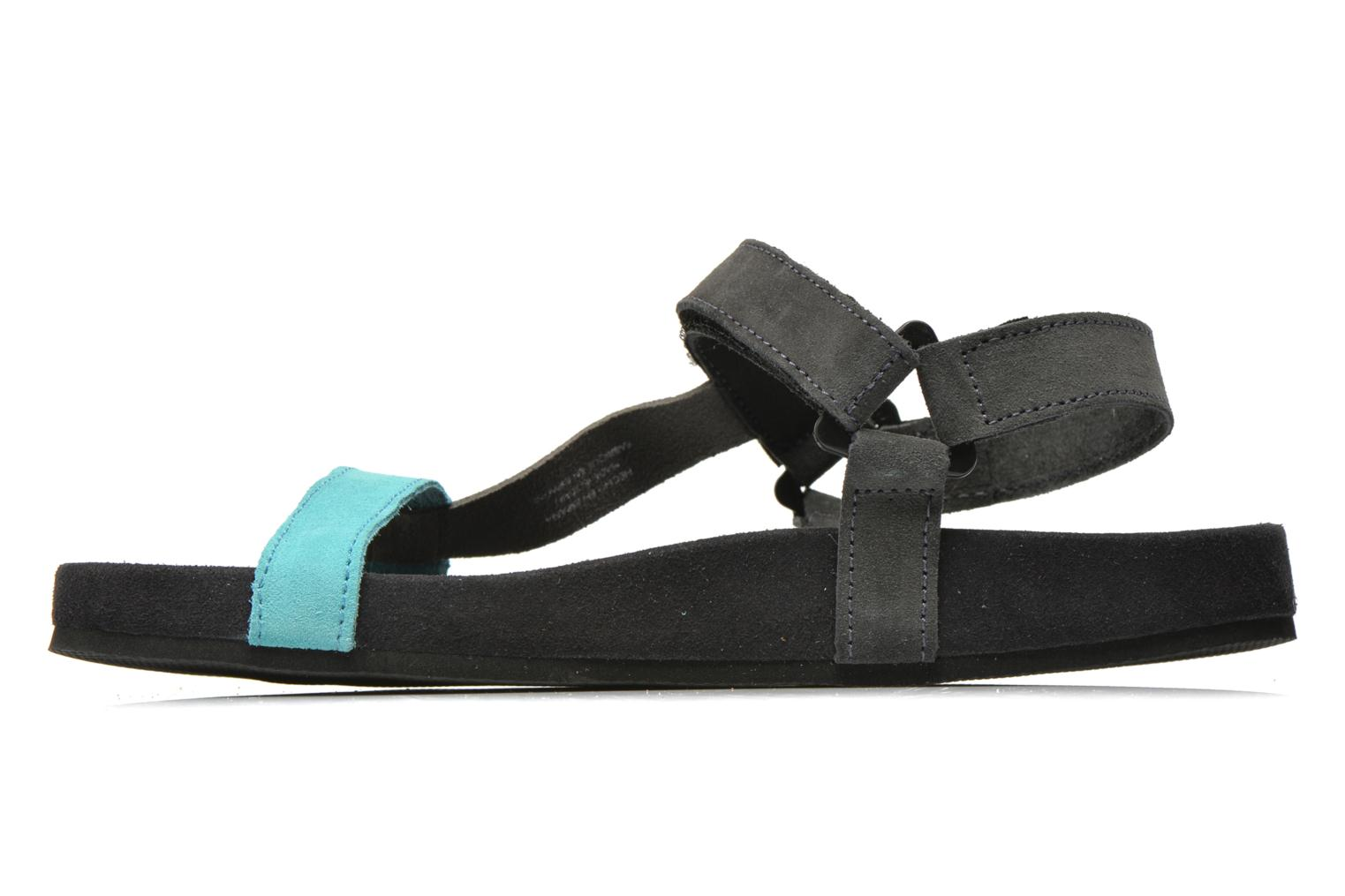 Sandals Coolway Salto Black front view