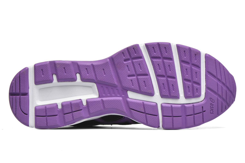Chaussures de sport Asics Gel-Galaxy 9 GS Noir vue haut