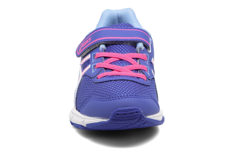 Chaussures de sport Asics Pre Galaxy 9 PS Violet vue portées chaussures