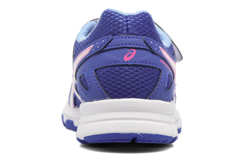 Chaussures de sport Asics Pre Galaxy 9 PS Violet vue droite