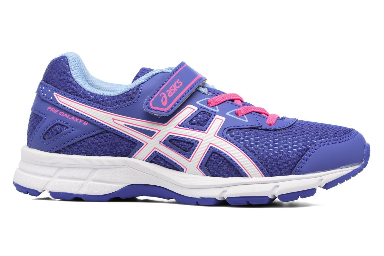 Chaussures de sport Asics Pre Galaxy 9 PS Violet vue derrière