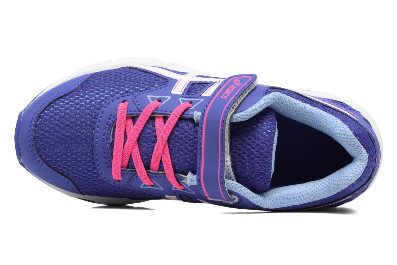 Chaussures de sport Asics Pre Galaxy 9 PS Violet vue gauche