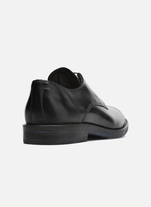 Zapatos con cordones Mr SARENZA Nills Negro vista de frente