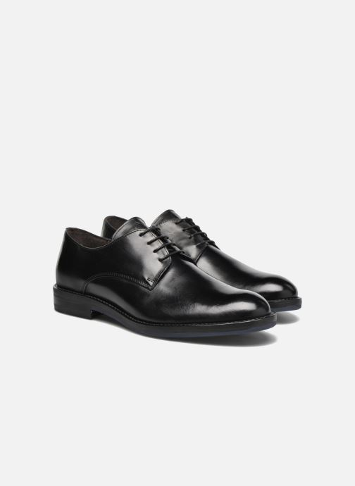 Lace-up shoes Mr SARENZA Nills Black back view