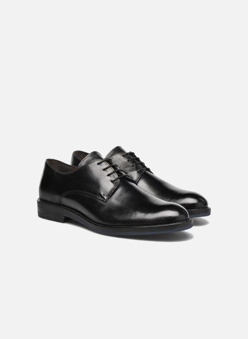 Zapatos con cordones Mr SARENZA Nills Negro vistra trasera