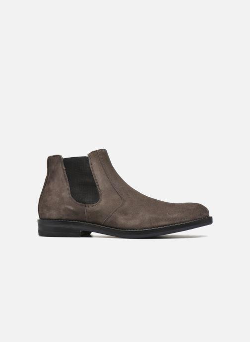 Boots en enkellaarsjes Mr SARENZA Nethway Bruin detail