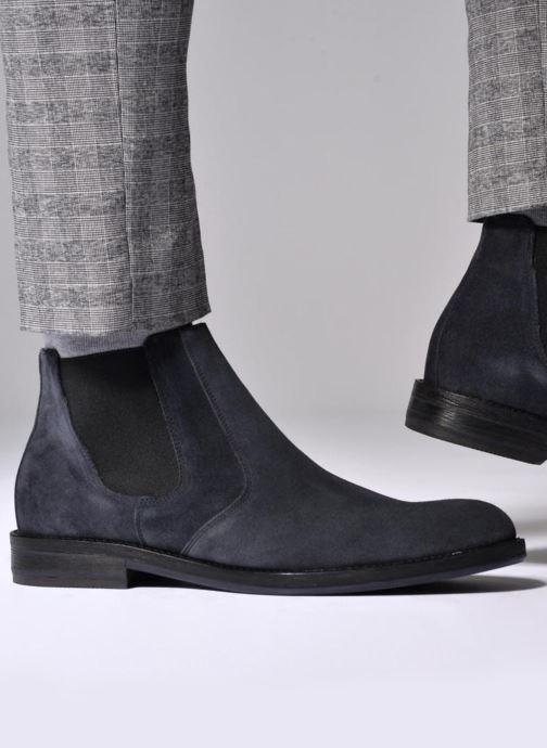 Mr Sarenza Nethway (bleu) - Bottines Et Boots Chez