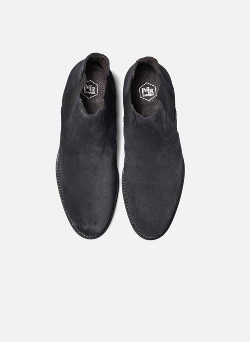 Bottines et boots Mr SARENZA Nethway Bleu vue portées chaussures