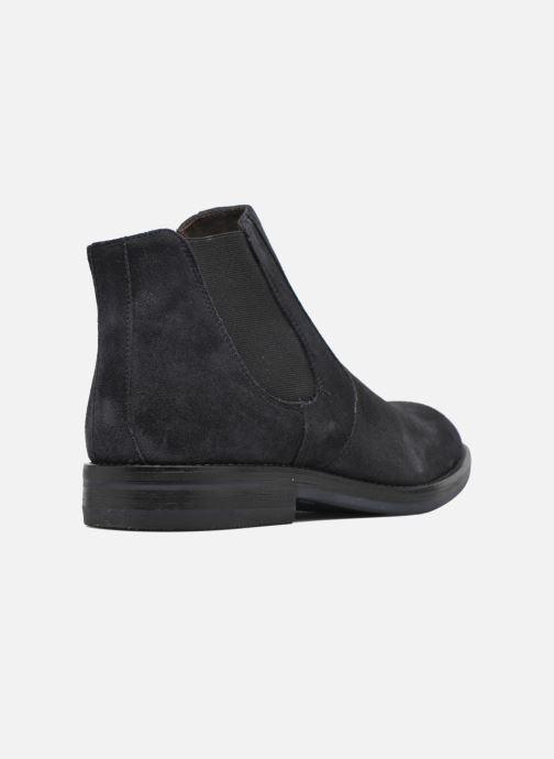 Boots en enkellaarsjes Mr SARENZA Nethway Blauw voorkant