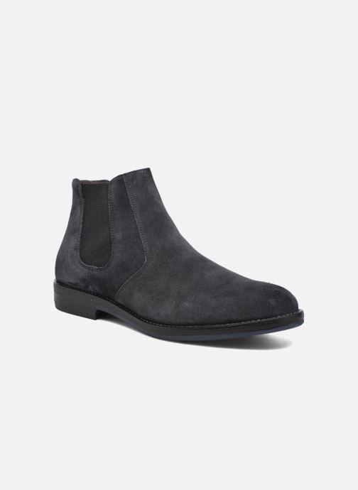 Sarenza Bottines Mr Nethway Et Camoscio Notte Boots PikZOXuT