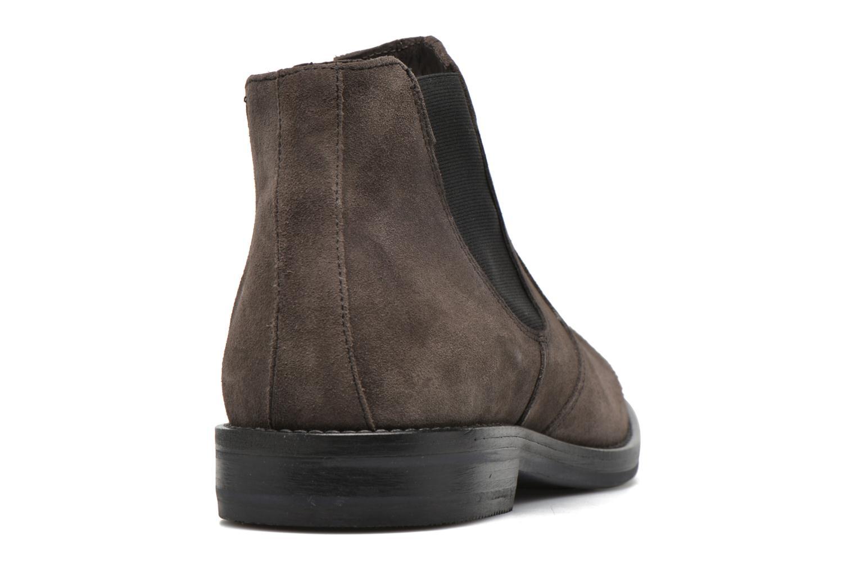 Boots en enkellaarsjes Mr SARENZA Nethway Bruin voorkant