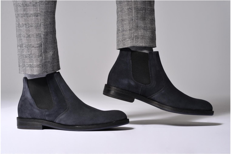 Boots en enkellaarsjes Mr SARENZA Nethway Blauw onder