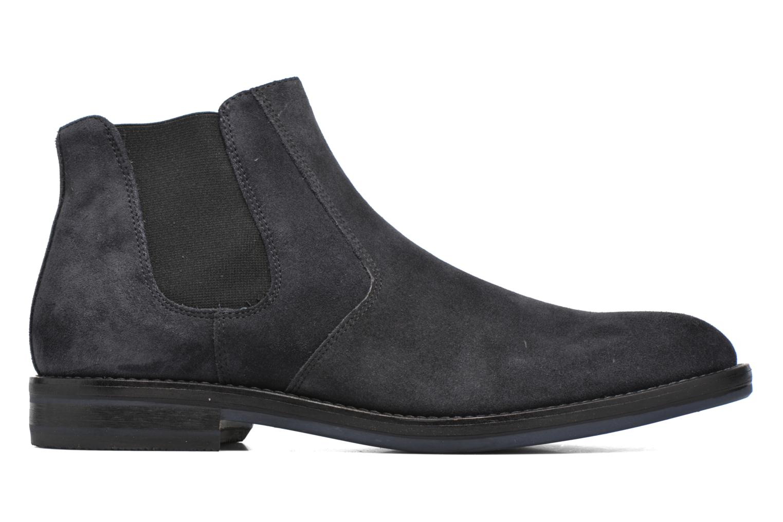 Boots en enkellaarsjes Mr SARENZA Nethway Blauw detail