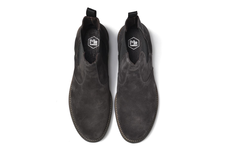 Bottines et boots Mr SARENZA Norest Gris vue portées chaussures