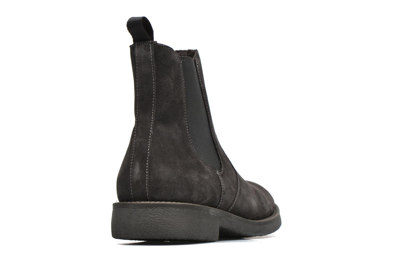 Bottines et boots Mr SARENZA Norest Gris vue face
