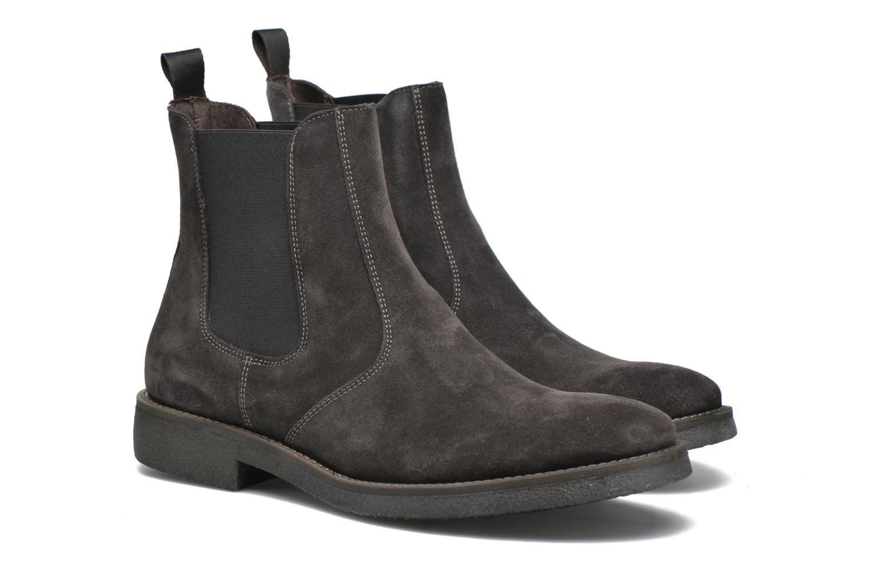 Bottines et boots Mr SARENZA Norest Gris vue derrière