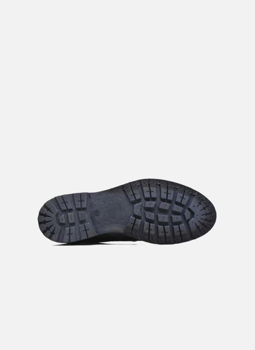 Bottines et boots Mr SARENZA Newyork Bleu vue haut