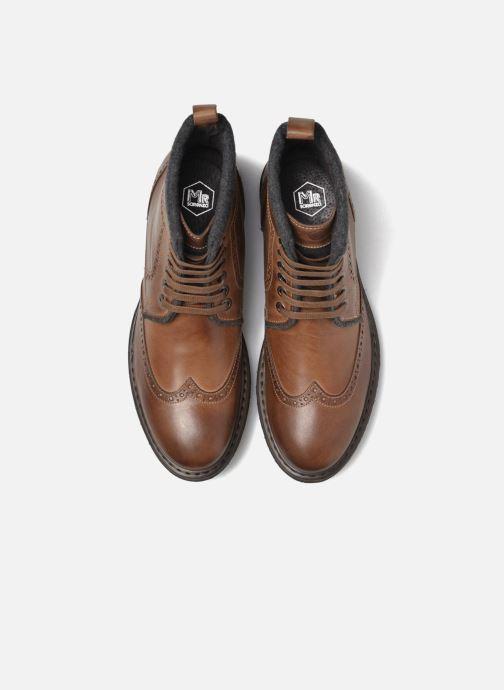 Boots en enkellaarsjes Mr SARENZA Newyork Bruin model