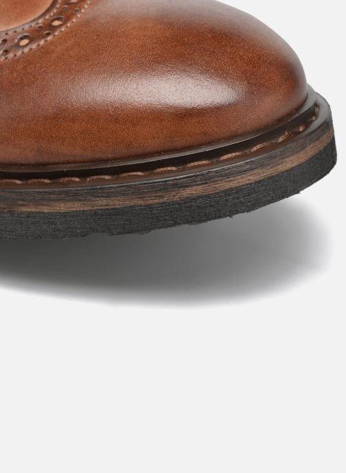Bottines et boots Mr SARENZA Newyork Marron vue gauche