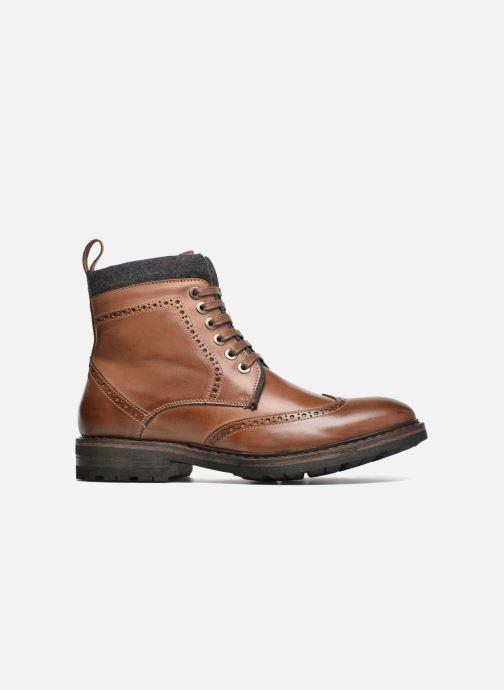 Boots en enkellaarsjes Mr SARENZA Newyork Bruin detail