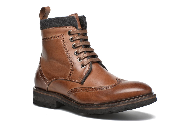 Bottines et boots Mr SARENZA Newyork Marron vue droite