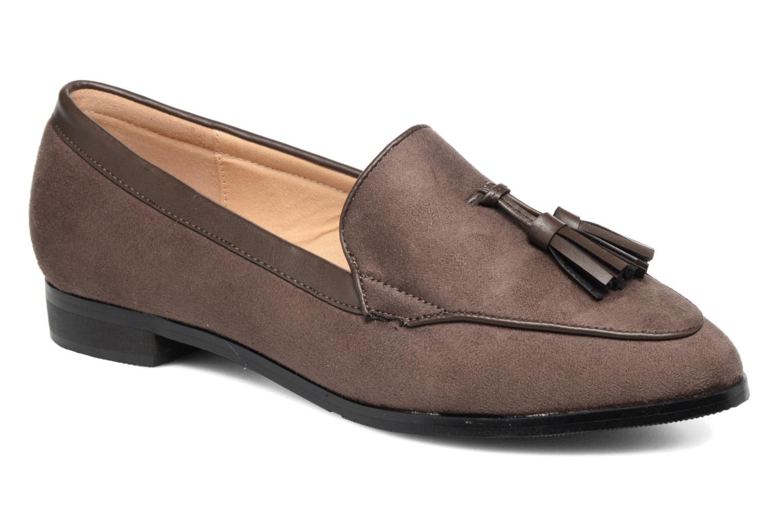 Los últimos zapatos de mujeres descuento para hombres y mujeres de  Eclipse Mocassin Lalie (Marrón) - Mocasines en Más cómodo e567c9
