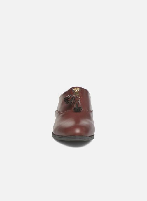 Mocassins Eclipse Mocassin Jude Bordeaux vue portées chaussures