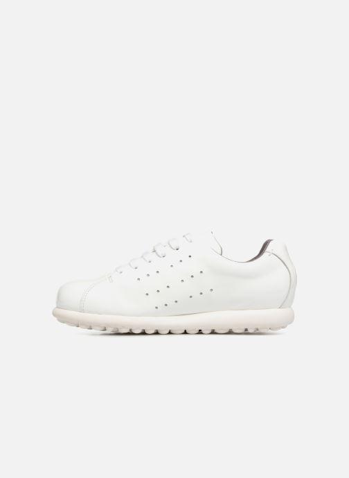 Sneakers Camper Pelotas Ariel K200038 Wit voorkant