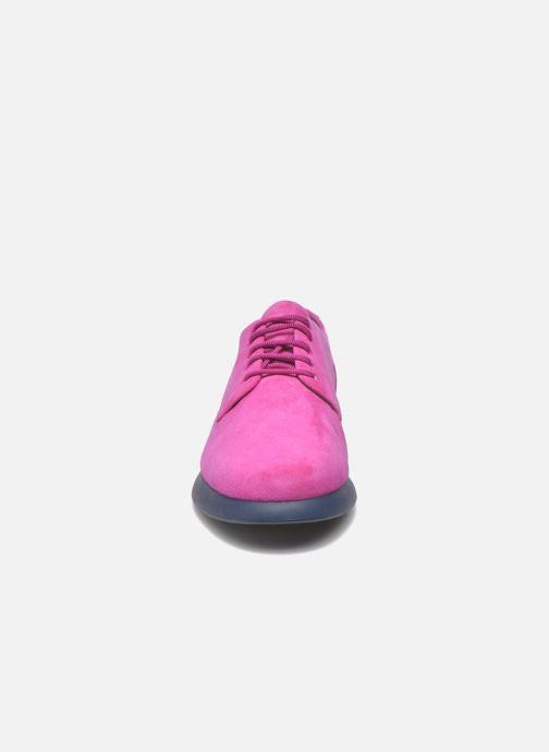 Zapatos con cordones Camper Monday K200249 Violeta      vista del modelo