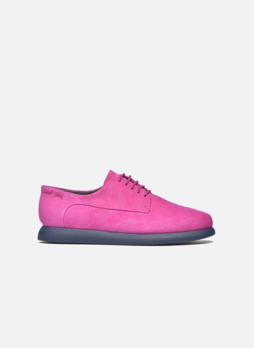 Zapatos con cordones Camper Monday K200249 Violeta      vistra trasera