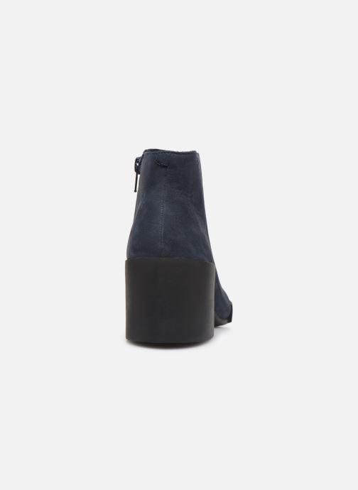 Bottines et boots Camper Lotta K400145 Bleu vue droite