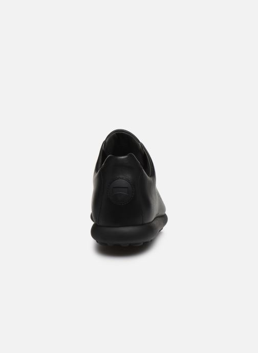 Trainers Camper Pelotas Ariel K100125 Black view from the right