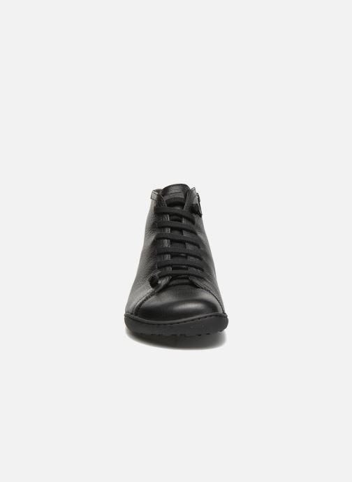 Stiefeletten & Boots Camper Peu Cami 36458 schwarz schuhe getragen