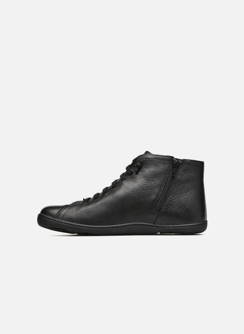 Stiefeletten & Boots Camper Peu Cami 36458 schwarz ansicht von vorne