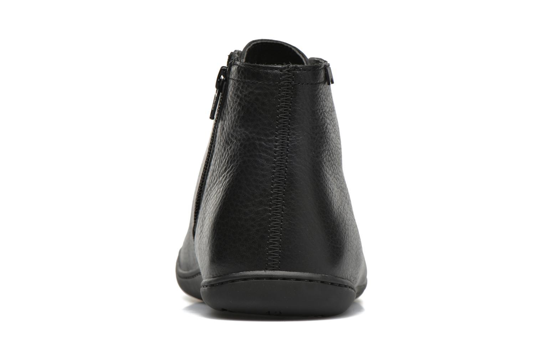 Bottines et boots Camper Peu Cami 36458 Noir vue droite