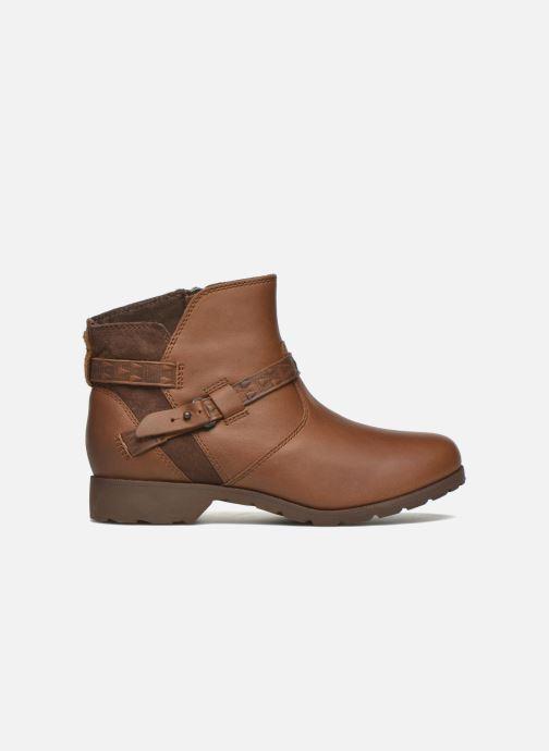 Bottines et boots Teva Delavina Ankle - Mosaic Marron vue derrière