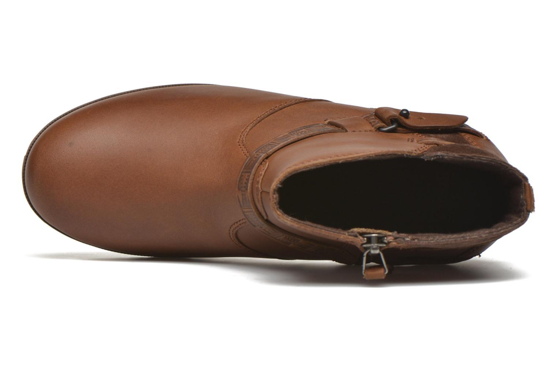 Bottines et boots Teva Delavina Ankle - Mosaic Marron vue gauche